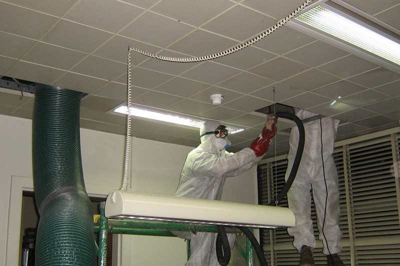 Indoor Air Quality Abatement Amp Demolition Services